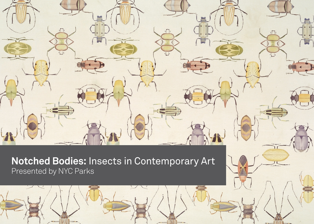 Ben Snead, Beetle Frequency, 2000, Oil paint on linen; 64 x 74 inches, courtesy of Feature Inc. and the artist